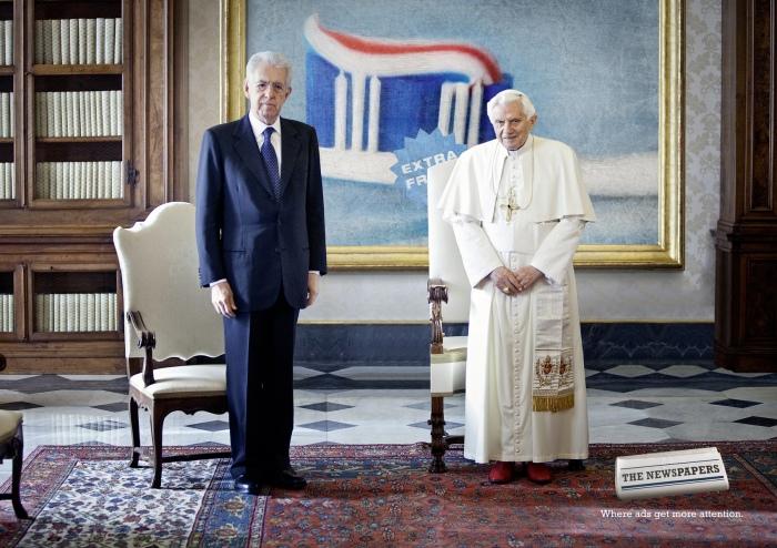 Monti e Papa
